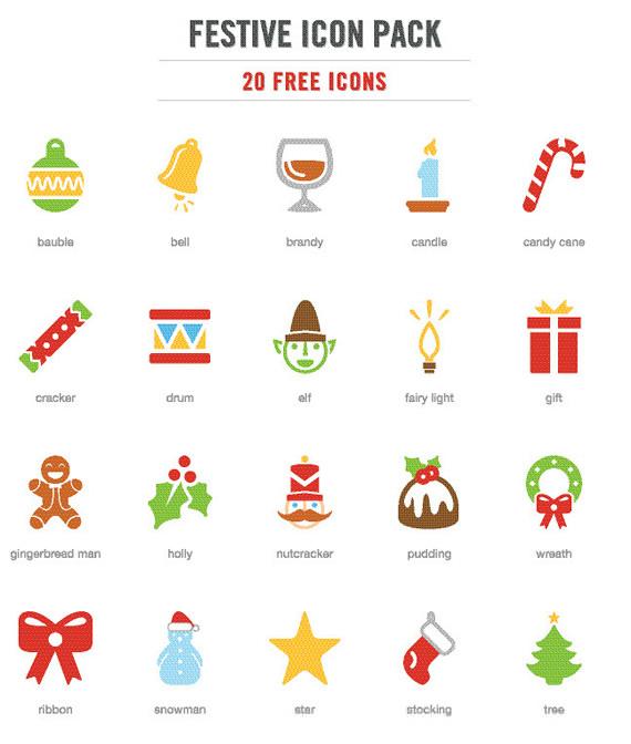 festiveiconpack1