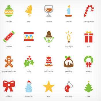 festiveiconpack
