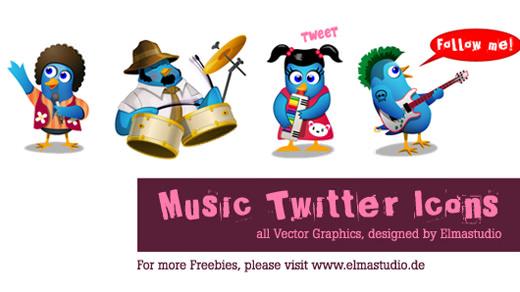 Elmastudios-Music-Twitter-Icons-Preview