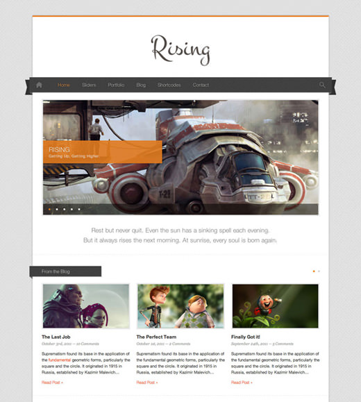 rising-wp-theme