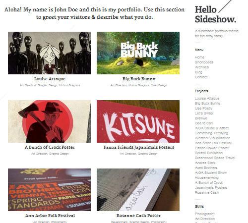 17-sideshow-funktastic-portfolio-wordpress-theme