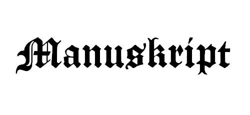 26-manuskriptgotisch