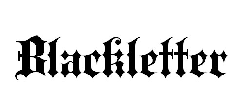 3-blackletter