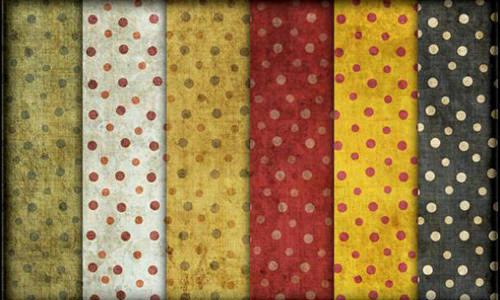 37-grungy-polka-dots
