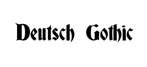 6-Deutsch-Gothic
