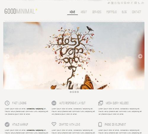 9-good-minimal-a-responsive-wordpress-theme