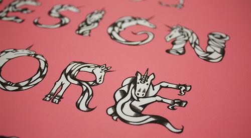 unicorn_font