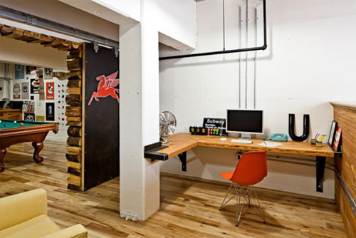 Naver for Interior design office inspiration