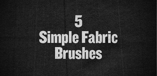 SimpleFabricbrushes