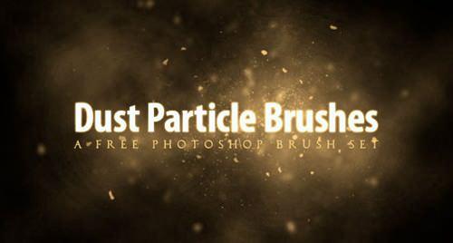 dustparticlebrushes