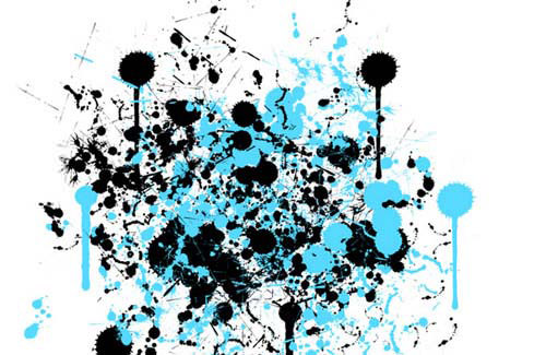 14.photoshop-splatter-brushes