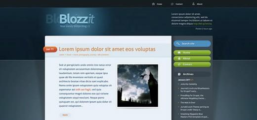 24-blozzit-template