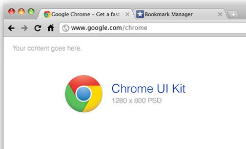chrome-ui-kit