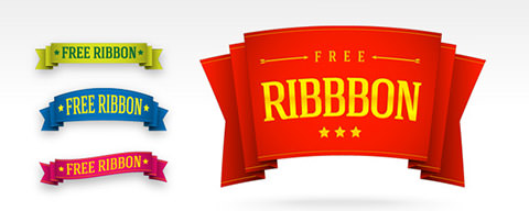 5_Free_Ribbon_Templates_Preview_Small