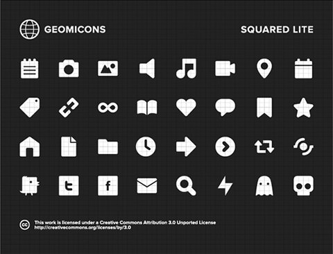 geomicons-free-minimal-clean-icons