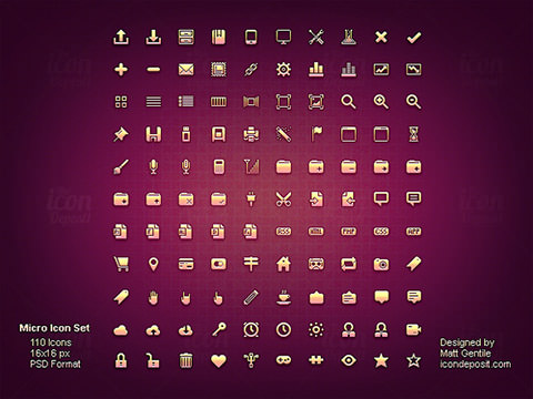 micro-free-minimal-clean-icons