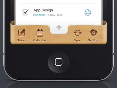 4.iphone-app-ui