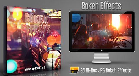 Bokeh-effects