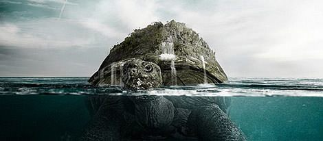 Create-a-Turtle-Swimming-in-the-Ocean