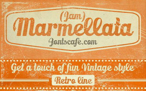 Marmellata_font_by_FontsCafe