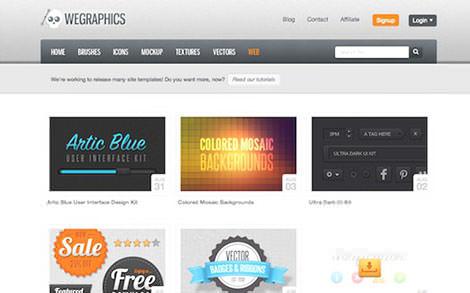 Web-WeGraphics