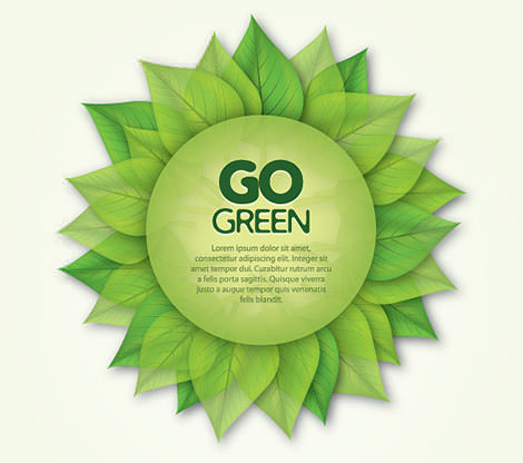 go_green_poster