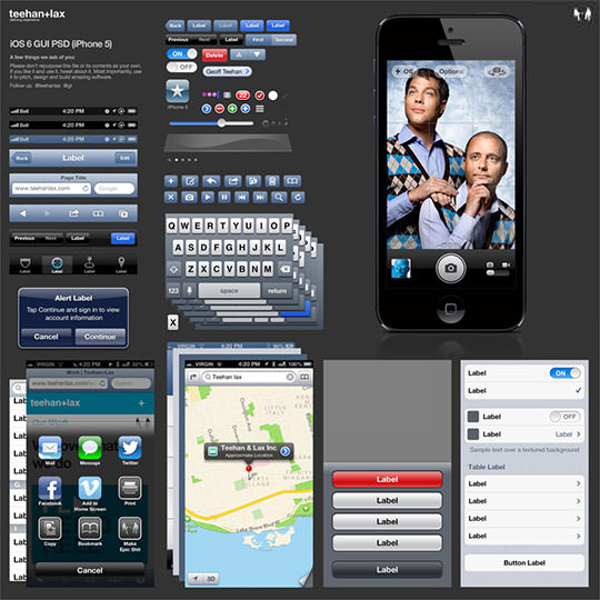 iOS6_GUI_iPhone5(2)