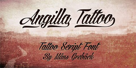 Angilla_Tattoo_font_by_Mans_Greback