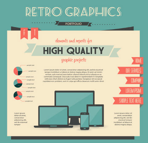 Portfolio-Retro-Graphics