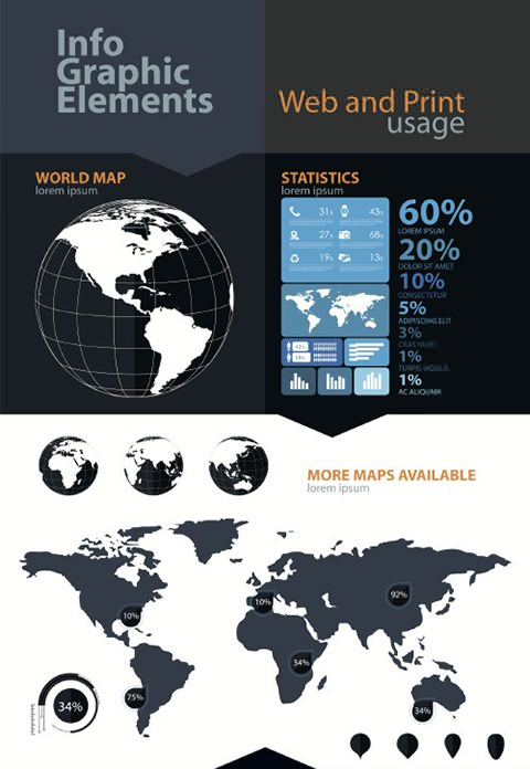 World-Maps-&-Statistics