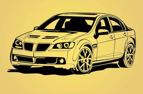 3.free-car-vectors