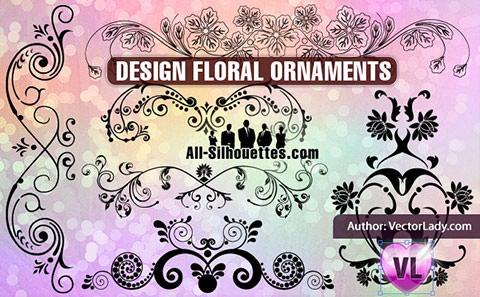 floral-ornament