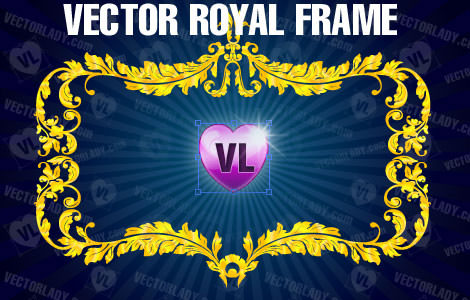 vector-royal-frame