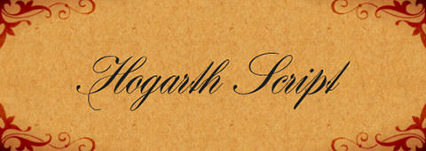 Hogarth+script