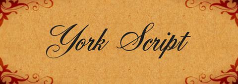 York+Script