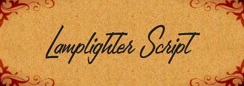 Lamplighter+Script