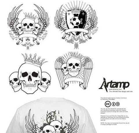 free-vector-skulls-3
