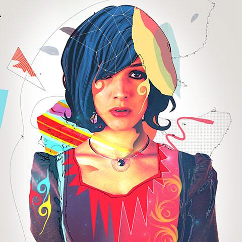 geometric-girl