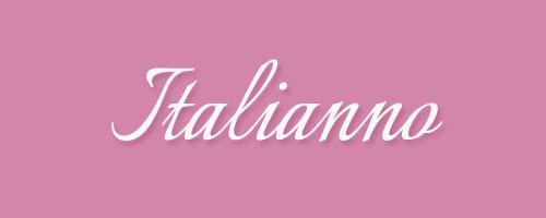 Calligraphy-Italianno