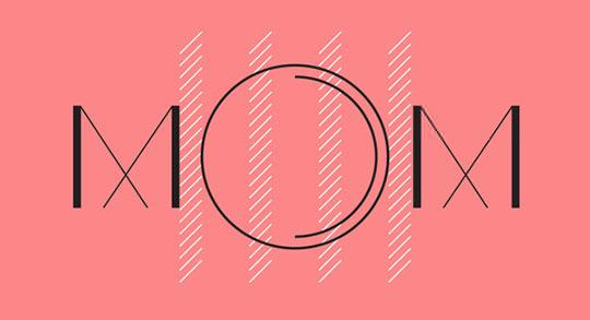 momfont