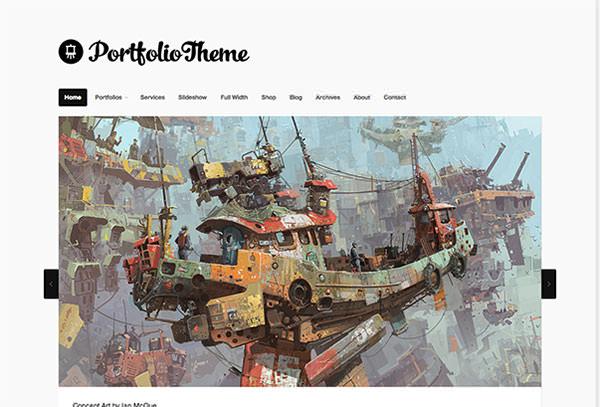 Portfolio-Theme