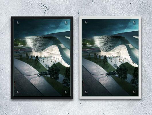 Poster-Frame-Mockup-B