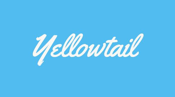 yellowtail-free-font