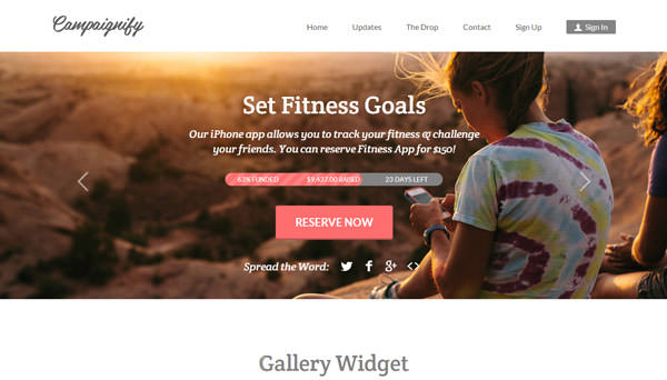 campaignify-wordpress-theme