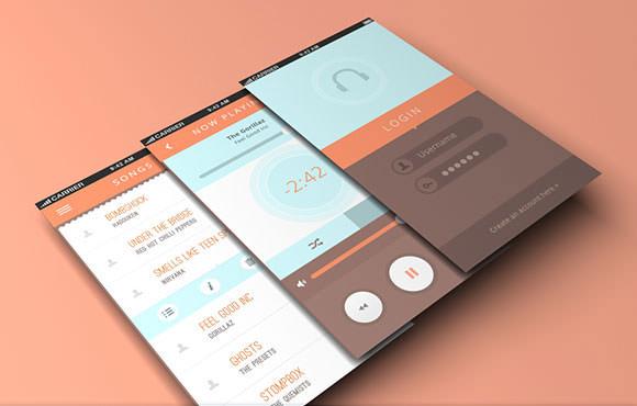 music-app-for-smartphones