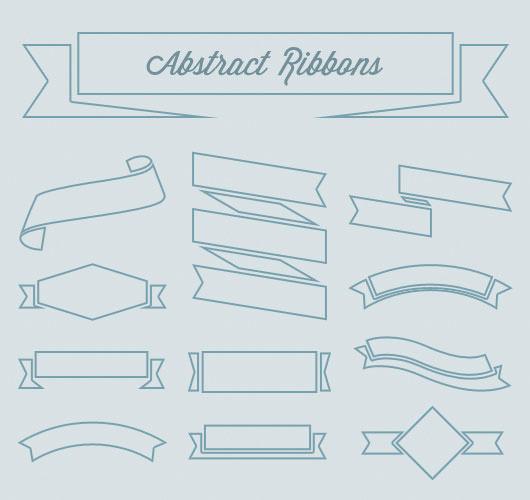 Abstract-Ribbons-3