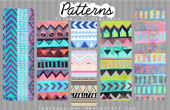 motivos_paint_pattern