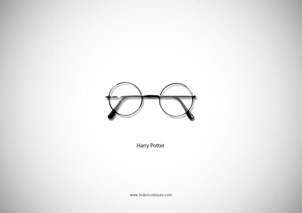 Á�の有名人を連想させる、個性的なメガネデザインまとめ Photoshopvip