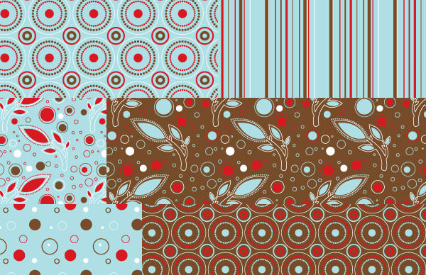 16-vector-retro-patterns