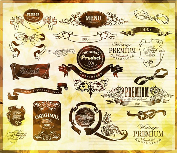 80+-Free-Vectors-Vintage-Calligraphic-Design-Elements-4-1024x916